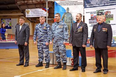 Организаторы и гости соревнований