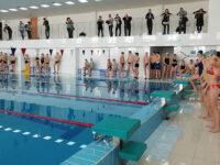 Соревнования по плаванию посвященные 30-летию вывода Советских войск из Афганистана